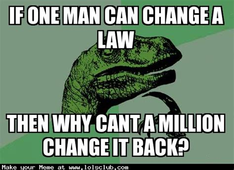 Meme Raptor - lol s club 187 laugh out loud s club 187 philosoraptor meme