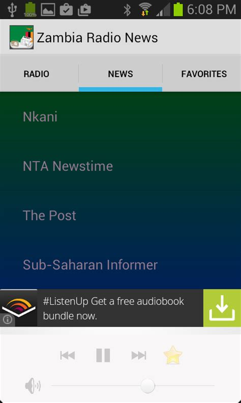 amazon zambia amazon com zambian radio news appstore for android