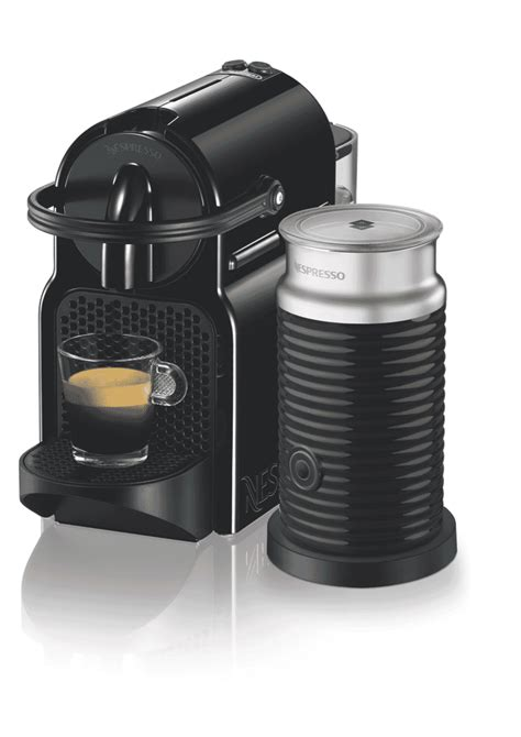 new nespresso en80bae delonghi inissia capsule coffee machine black ebay