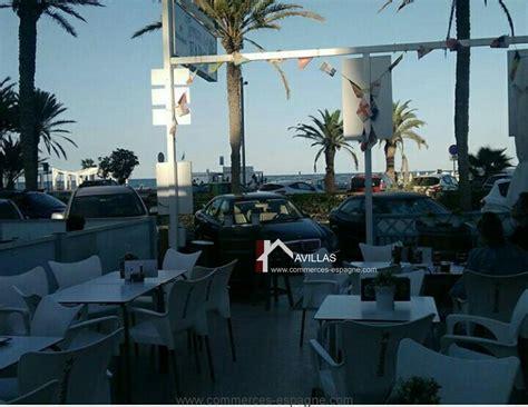 restaurant mer alicante bar restaurant mer fonds de commerce