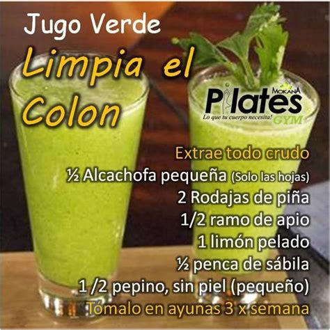 Jugos Detox Para El Colon by 72 Best Images About H 225 Bitos Saludables On