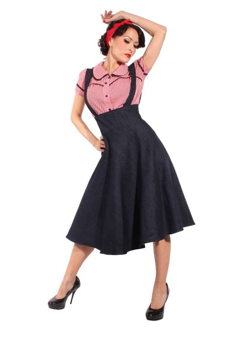 swing rock retro rockabilly hosentr 228 ger vintage swing rock tellerrock