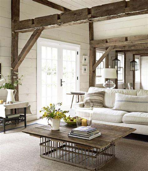 A Rustic Flavor 20 Suggestions Of How To Expose Beams | a rustic flavor 20 suggestions of how to expose beams
