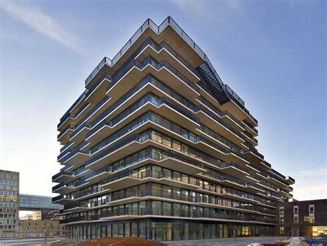 Appartment Amsterdam by Westerdok Apartment Building Amsterdam Apartments E