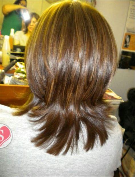 imagenes de cortes de pelo en capas corte en capas luce ѕ 237 єmprє вєllα pinterest