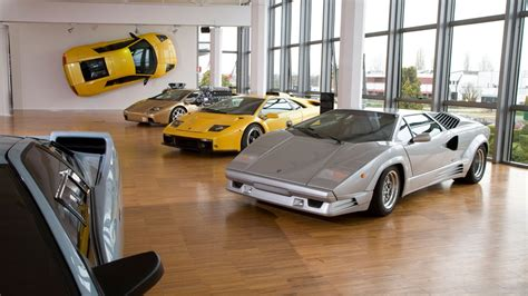 Lamborghini European Delivery We Visit The Lamborghini Museum