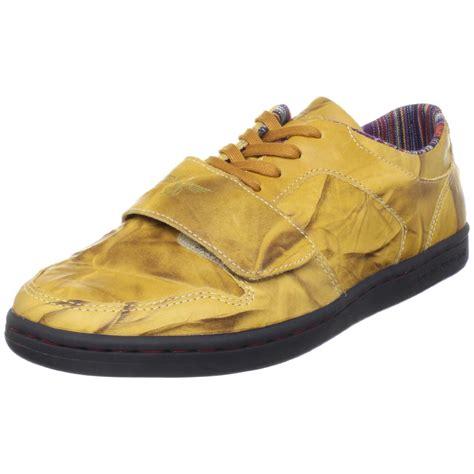 creative sneakers creative recreation mens cesario low sneaker in yellow for