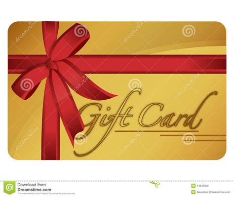Stk Gift Card - gift card royalty free stock images image 14649959