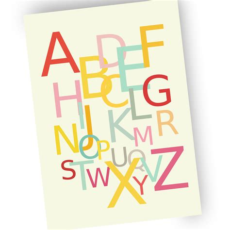 free printable wall art letters free printable alphabet wall art ausdruckbares