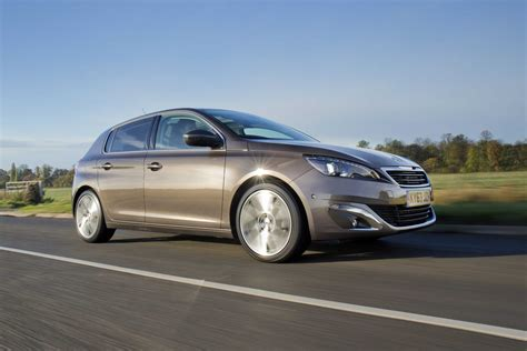 peugeot 308 hatchback review car