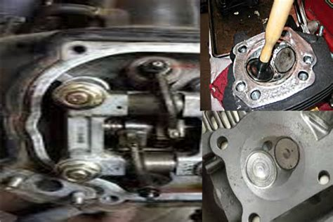 Seal Klep Scorpio Distributor Sparepart Motor Ciri Ciri Penyebab Kerusakan