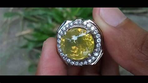 Opal Wonogiri 13 opal wonogiri 14x13x8mm ring 19