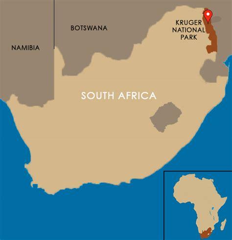 kruger national park map kruger national park safari tours