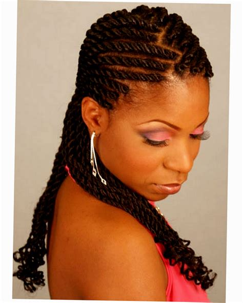Hairstyle In Back by Black Braided Hairstyles 2016 Hairstyles Ideas
