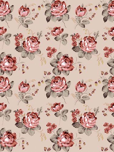 pattern rose tumblr vintage rose wallpaper by tfaswift we heart it