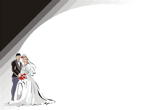 free wedding powerpoint templates backgrounds the wedding 1001 christian clipart