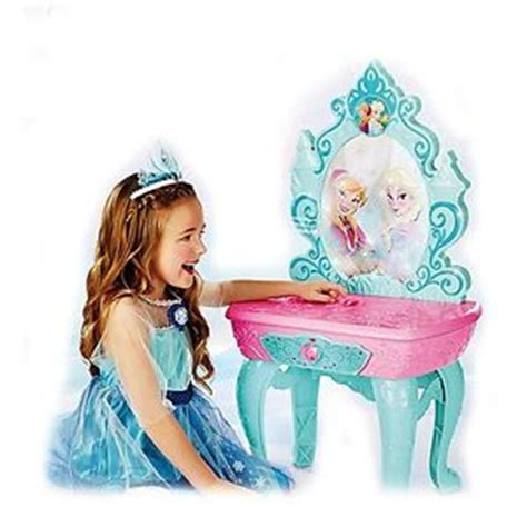 Frozen Kingdom Vanity by Disney Frozen Kingdom Vanity Mirror Italian