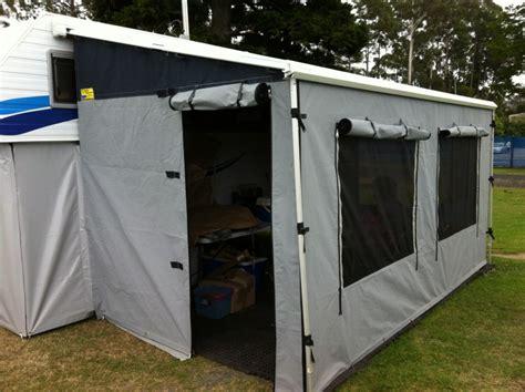 caravan awning annex ways to setup an annexe caravan annexes galaxy caravans