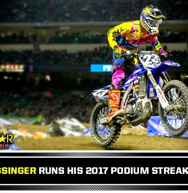 2 energy drinks in a row plessinger collects 3rd podium in a row rockstar energy