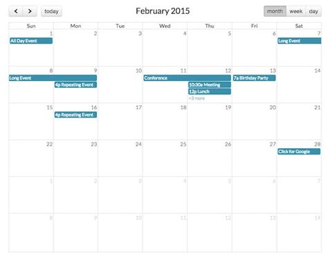 Jquery Calendar Plugin Esolutionsg Top Calendar And Date Picker Jquery Plugins