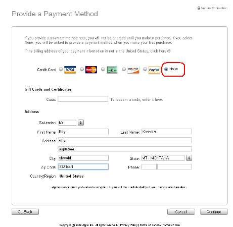 how to make app store account without credit card step by step guide to register an itunes account without a