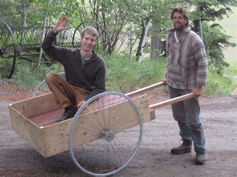 Diy Garden Cart by Diy Garden Cart Plans Diy Free Diy Raised Planter
