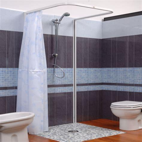 tenda doccia angolare box doccia o doccia con tenda guida alla scelta