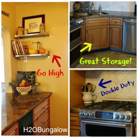 how to organize a small kitchen how to organize a small kitchen and get more space