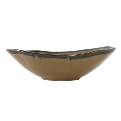 1 Oz Ceramic by Tuxton Gaj 402 11 1 2 Oz Ceramic Capistrano Bowl Mojave