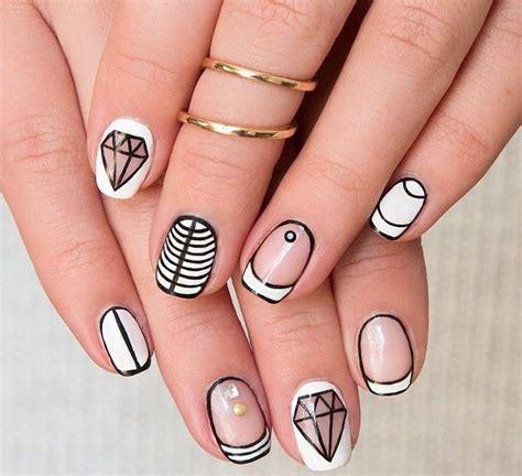 imagenes de uñas decoradas tropicales m 225 s de 17 ideas fant 225 sticas sobre dise 241 os de u 241 as de