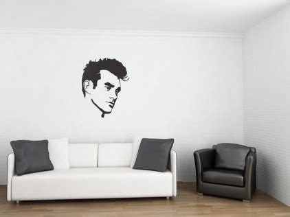 Bouf Wall Stickers Morrissey Icon Wall Stickers By Bouf Com Sweet Amp Tender