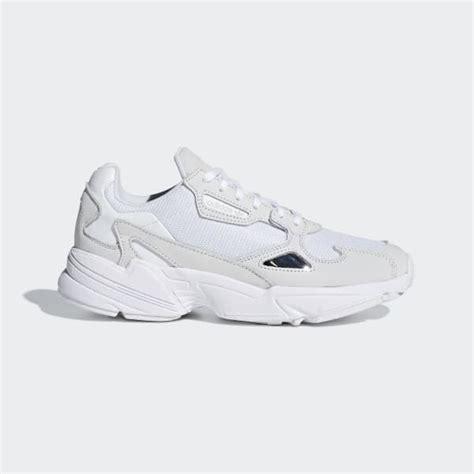 adidas falcon shoes white adidas