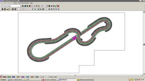 ho slot car layout design software ho layout software frame relay diagram chemical diagram