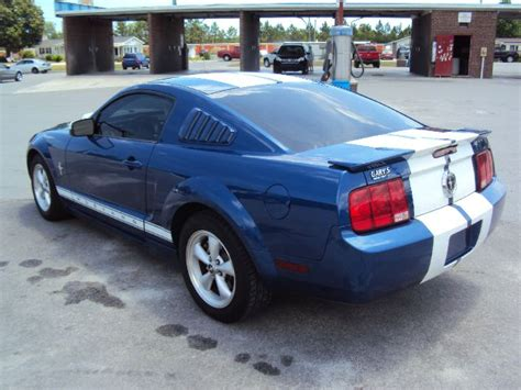 pony package 2007 mustang used cars jacksonville used trucks fort bragg