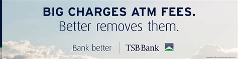 tsb bank tsb bank and special want you to bank better stoppress