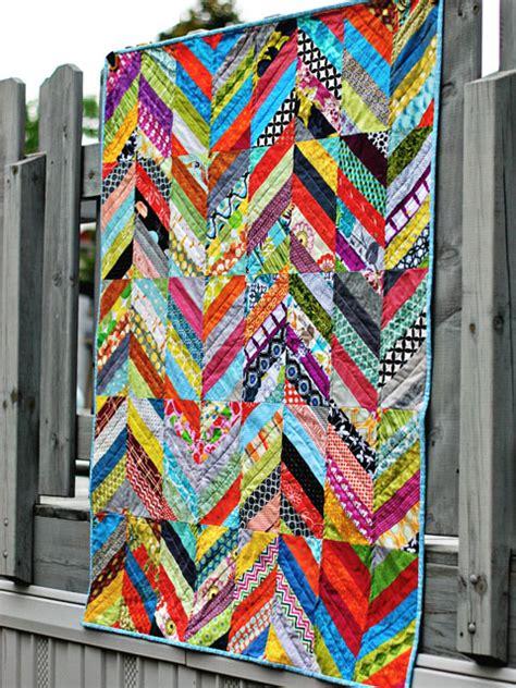 quilt pattern herringbone bijou lovely herringbone quilt