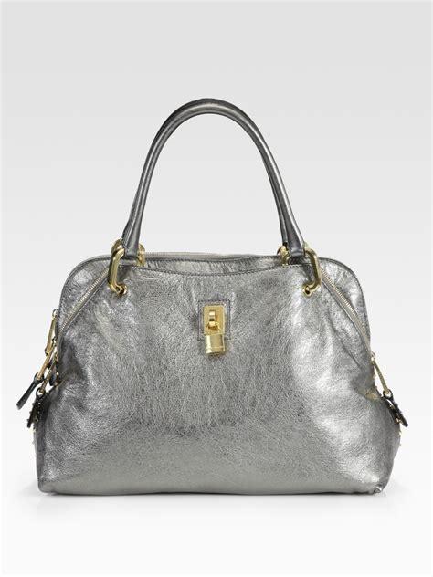 Kacamata Fendi Paradise Silver marc paradise satchel in silver lyst
