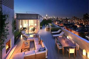 28m soho manhattan penthouse apartment one vandam 180