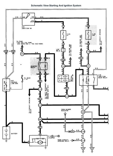 92 lexus 1uzfe wiring diagram 29 wiring diagram images