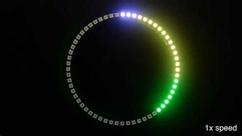 light   hours   day   neopixel  ring wall clock adafruitweekendproject