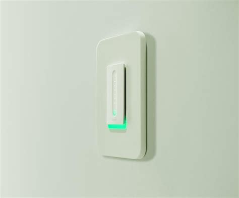 dimmable smart light switch belkin launches wemo wi fi smart dimmer light switch