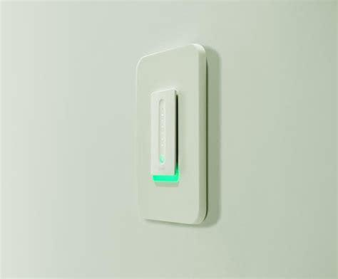 Belkin Launches Wemo Wi Fi Smart Dimmer Light Switch