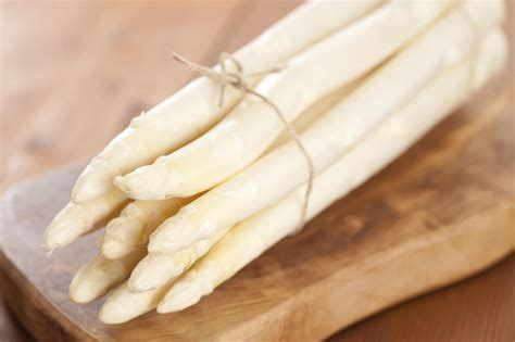 german spargel  white asparagus cooking