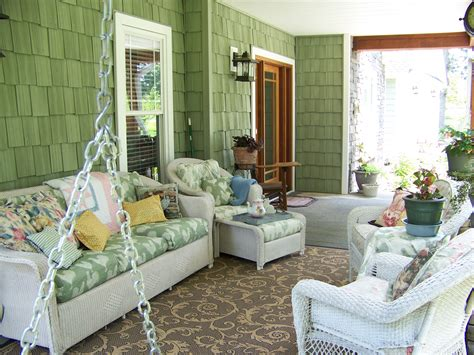 Porch Decor | exterior facelift porch decorating ideas interior