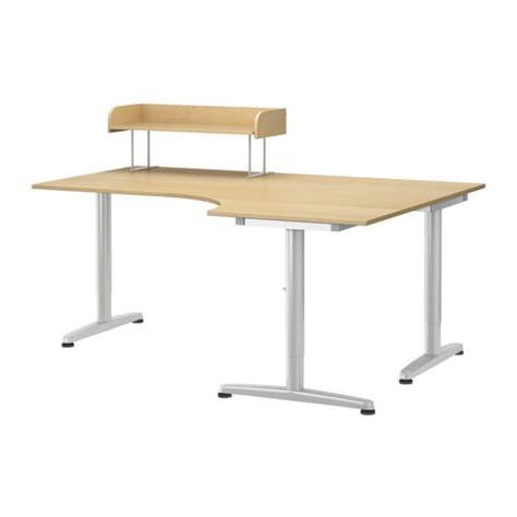 scrivania angolare ikea arredamento da ufficio e studio ikea