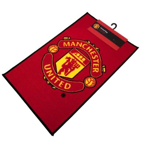 manchester united rug official licensed football club manchester united rug bedroom crest design new