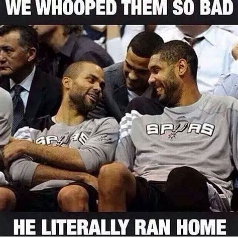Funny Spurs Memes - san antonio spurs meme why lebron went to cleveland