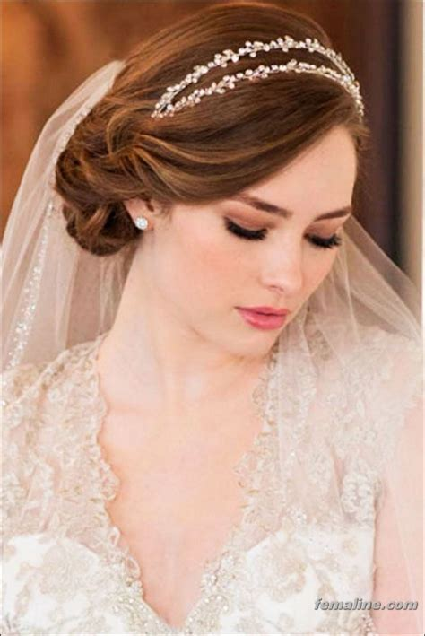 Wedding Hair With Veil And Headpiece by 150 Best Ideas For Wedding Hair Accessories 2017 With Veil
