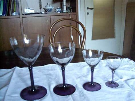 bicchieri di cristallo di boemia bicchieri cristallo boemia clasf