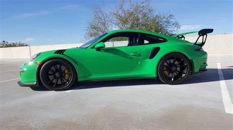 porsche signal green dealer inventory 2016 porsche 911 gt3 rs in pts signal